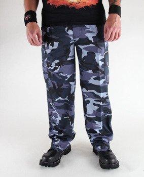 spodnie bojówki US RANGER HOSE skyblue