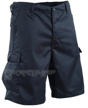 spodnie bojówki krótkie COMBAT SHORTS - NAVY