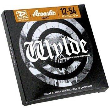 struny do gitary akustycznej DUNLOP - ZAKK WYLDE ICON SERIES /012-054/ (DHY1076)