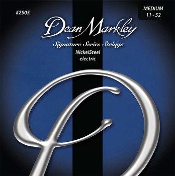struny do gitary elektrycznej DEAN MARKLEY 2505 NickelSteel Medium /011-052/