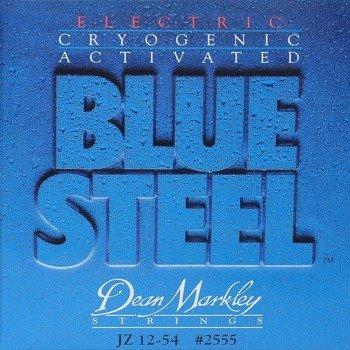 struny do gitary elektrycznej DEAN MARKLEY 2555 BLUE STEEL Jazz /012-054/