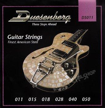 struny do gitary elektrycznej DUESENBERG DSA10 /011-050/