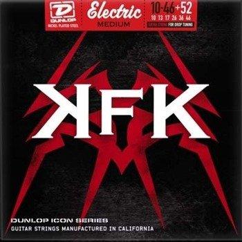 struny do gitary elektrycznej DUNLOP - KERRY KING 7 SET /010-046+052/