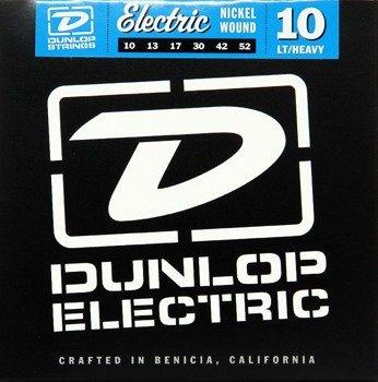 struny do gitary elektrycznej JIM DUNLOP - NICKEL WOUND DEN1052 /010-052/