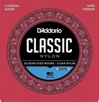 struny do gitary klasycznej D'ADDARIO EJ27H /029-044/