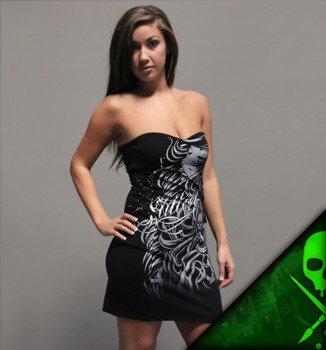 sukienka SULLEN - STRAIGHT LACED