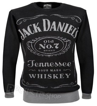 sweter JACK DANIELS - LOGO
