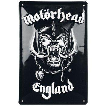 tabliczka z metalu MOTORHEAD - LOGO