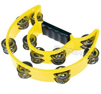 tamburyn CRAFTMAN żółty
