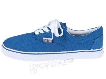 tenisówki NEW AGE - ROYAL BLUE (086)