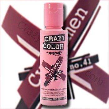 toner do włosów CRAZY COLOR - CYCLAMEN [041]
