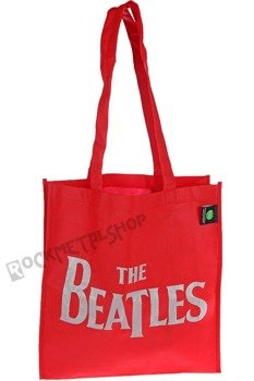 torba THE BEATLES - SILVER LOGO