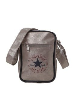 torebka CONVERSE - RETRO CITYBAG ANTIQUE SILVER