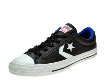 trampki CONVERSE -  STAR PLAYER OX BLACK WHITE