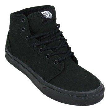 trampki VANS - 106 HI BLACK BLACK