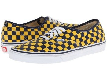 trampki VANS - AUTHENTIC GOLDEN COAST DRESS BLUES
