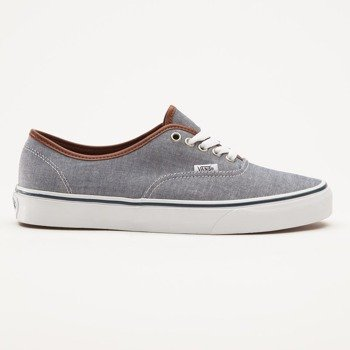 trampki VANS  - AUTHENTIC OXFORD LEATHER BLUE