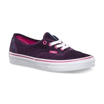 trampki damskie VANS - AUTHENTIC SHIMMER MAGENTA