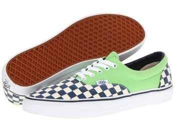 trampki damskie VANS - ERA VAN DOREN CHECKER/GREEN