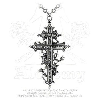 wisior BALKAN REVENANT'S CROSS