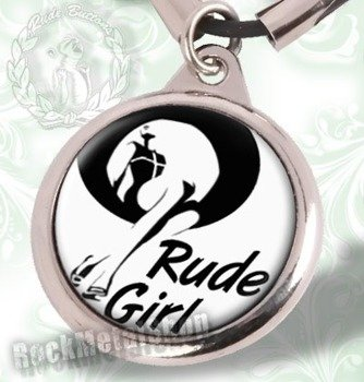 wisior RUDE GIRL