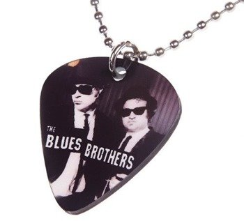 wisior kostka gitarowa THE BLUES BROTHERS