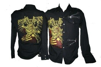 workshirt LAMB OF GOD długi rękaw