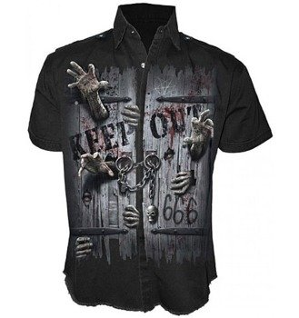 workshirt ZOMBIES UNLEASHED
