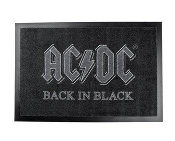 wycieraczka AC/DC - BACK IN BLACK
