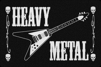 wycieraczka HEAVY METAL