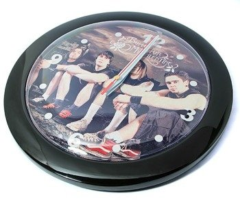 zegar BULLET FOR MY VALENTINE ścienny