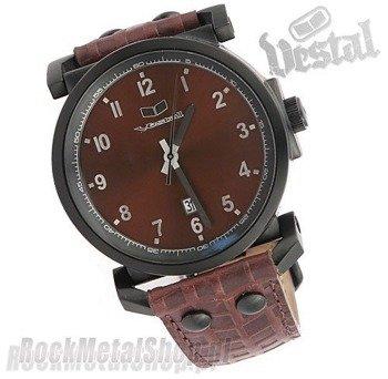 zegarek OBSERVER - Black/Brown, firma VESTAL (OBR004)