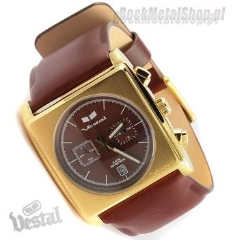 zegarek RANGER - Brown Gold/Brown, firma VESTAL (RGR004)