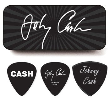 zestaw kostek JOHNNY CASH - SIGNATURE (JCPT03M)