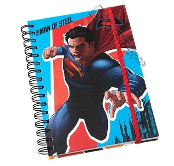 zeszyt BATMAN vs SUPERMAN - CHOOSE A SIDE