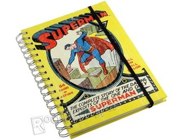 zeszyt DC SUPERMAN NO. 1