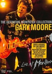 GARY MOORE: THE DEFINITIVE MONTREUX COLLECTION (2DVD)