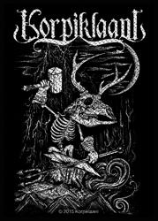 naszywka KORPIKLAANI - BLACKSMITH