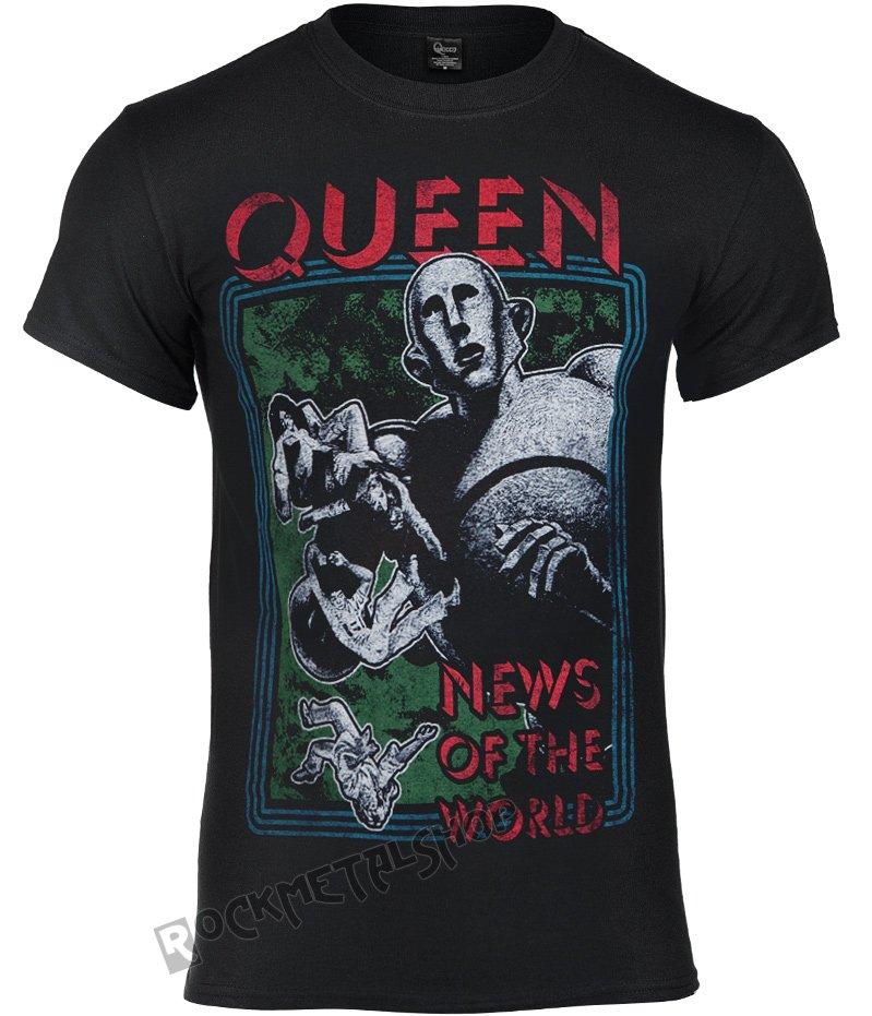 Ładowanie zdjęcia koszulka QUEEN - NOTW