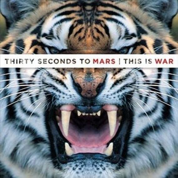 30 SECONDS TO MARS: THIS IS WAR (2LP VINYL+CD)