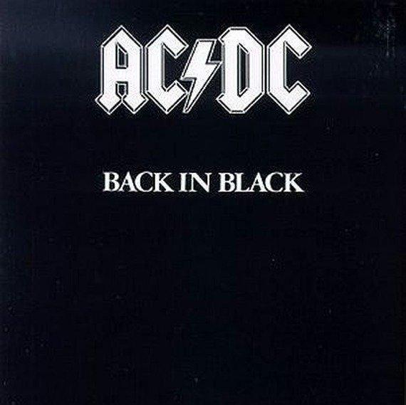 AC/DC: BACK IN BLACK (LP VINYL)