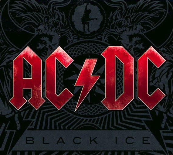 AC/DC : BLACK ICE (CD)