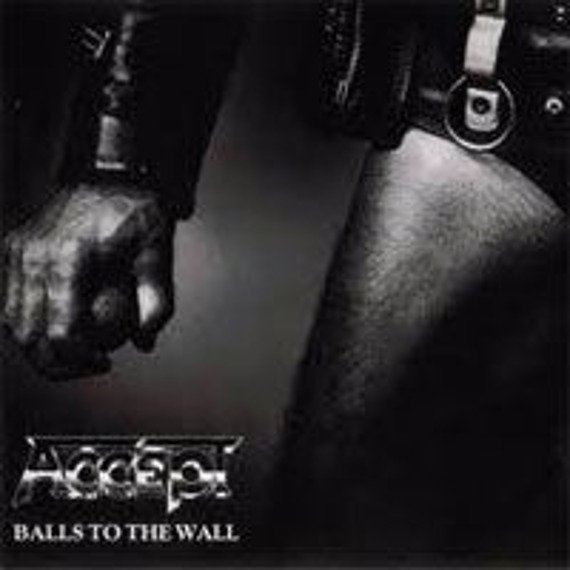 ACCEPT:   BALLS TO THE WALL (LP VINYL)