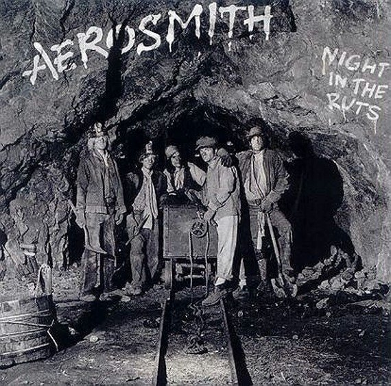 AEROSMITH: NIGHT IN THE RUTS (CD)