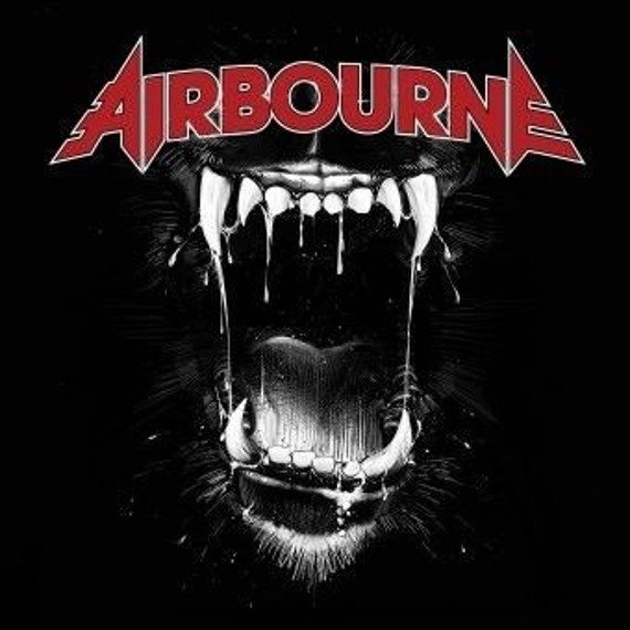 AIRBOURNE: BLACK DOG BARKING (CD)