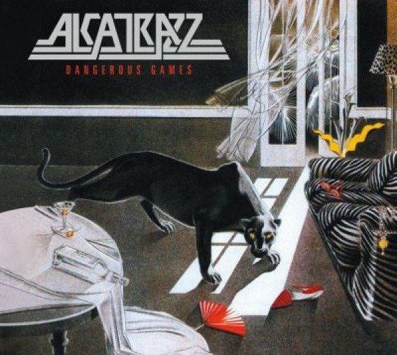 ALCATRAZZ: DANGEROUS GAMES (CD)