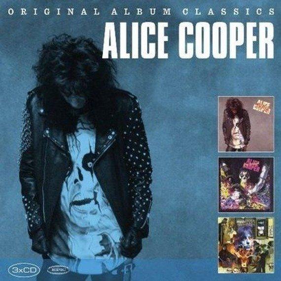 ALICE COOPER: ORYGINAL ALBUM CLASSICS (CD)