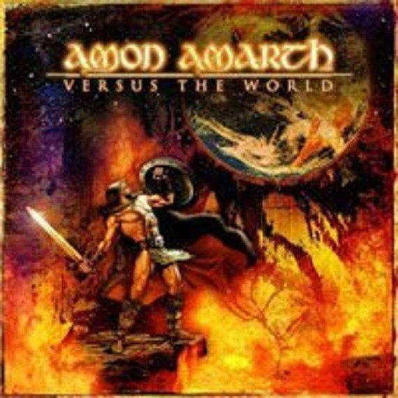 AMON AMARTH: VERSUS THE WORLD (LP VINYL)