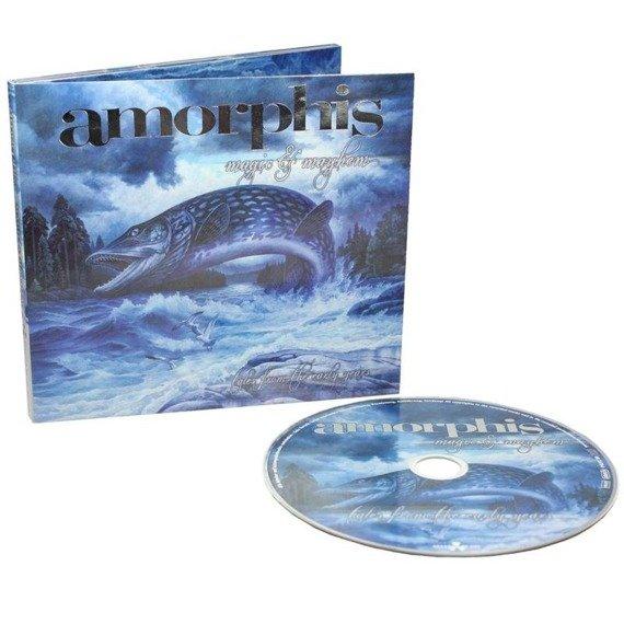 AMORPHIS: MAGIC & MAYHEM (CD DIGIPACK)