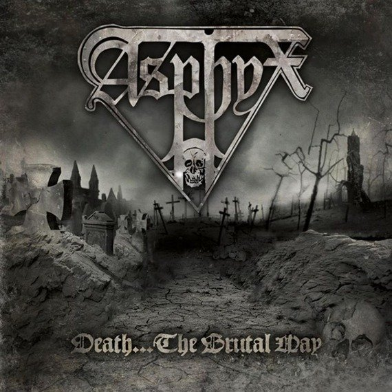 ASPHYX: DEATH...THE BRUTAL WAY (CD+DVD)